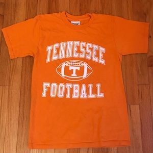 Vintage University of Tennessee Football T Shirt